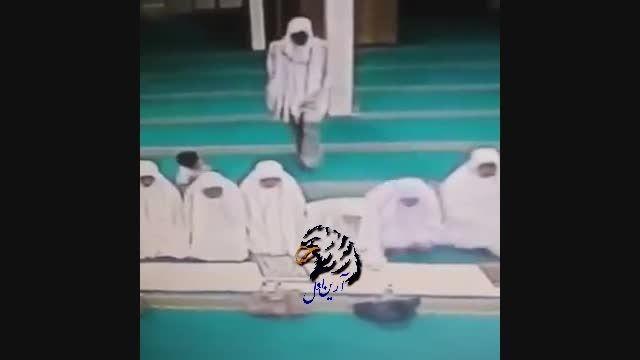 دزدی در نمازخانه دختران