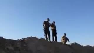 دستگیری صدها داعشی توسط نیروهای بسیج مردمی عراق