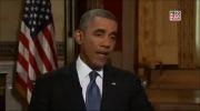 اوباما: هنوز تصمیمی در مورد سوریه نگرفته ایم ۰۷ شهریور ۱۳۹۲