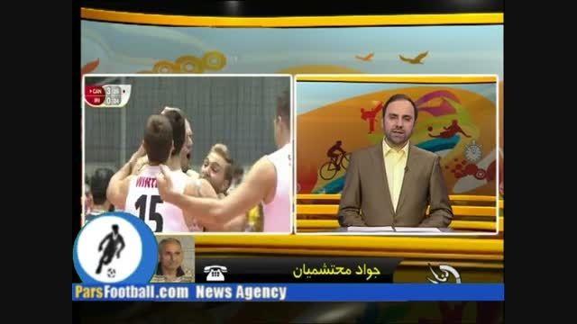 دلیل سقوط والیبال ایران: کادر فنی + نیمکت؟