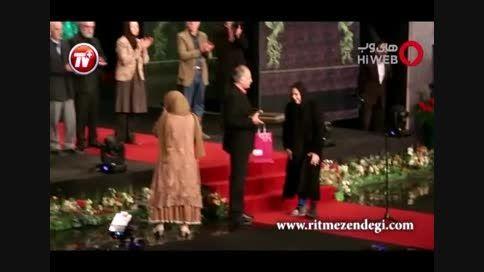 مهران مدیری اشک باران کوثری را درآورد!!!