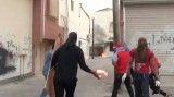 درگیری کوچه به کوچه جوانان بحرینی با مزدوران آل خلیفه