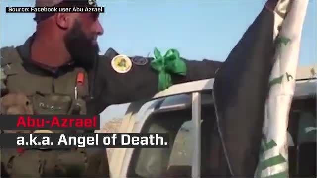 ابوعزرائیل؛ کابوس داعش!(2)(جدید)