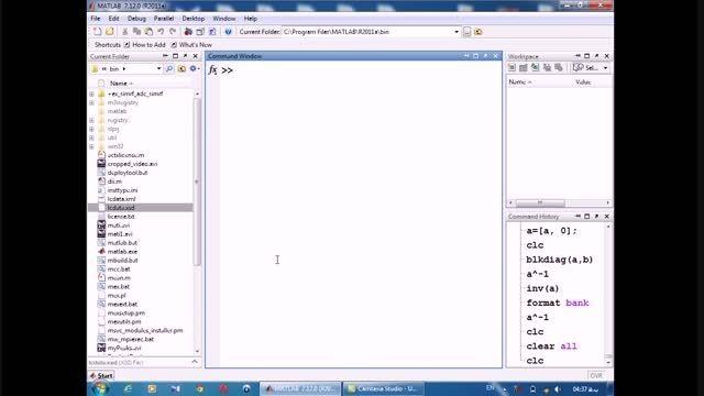 آموزش سیمولینک بخش اول : پنجره ها (سایت متلب تولز )