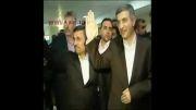 ثبت نام مشایی در کنار احمدی نژاد