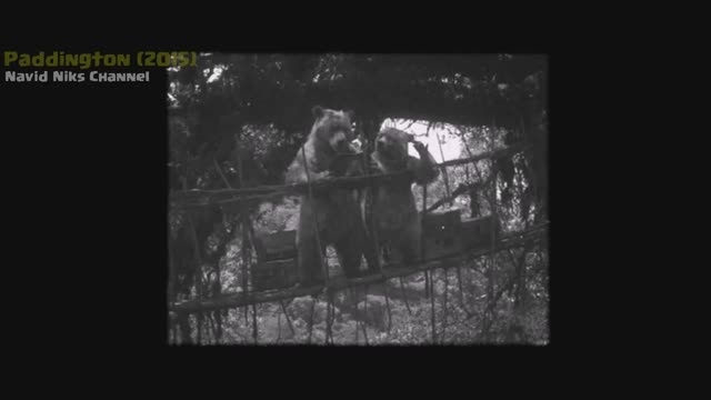 قسمتی از فیلم پدینگتون