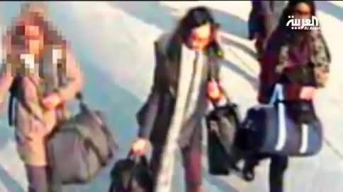 دختران فراری انگلیسی در رقه سوریه تحت کنترل داعش