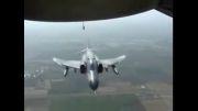 سقوط هواپیمای آواکس ارتش به علت برخورد با جنگنده اف 5