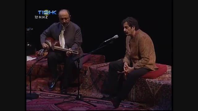 کنسرت شهرام ناظری پیش از مراسم دریافت بالاترین نشان فرا