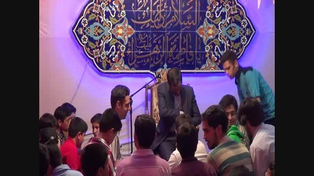 کلیپ محفل رهپویان وصال میلاد حضرت زهرا فروردین ماه 1394