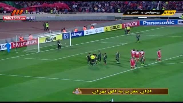 چیپ وحشتناک طارمی ب النصر عربستان ^o^