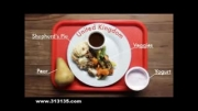 ناهار مدرسه در کشورهای مختلف