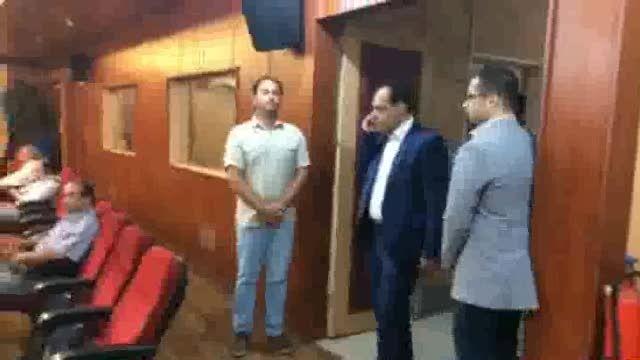 آماده سازی گردهمایی مشاورین املاک و سازندگان تهران