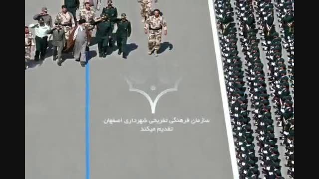بیانات مقام معظم رهبری دردانشگاه امام حسین «ع» - فهرست