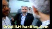 کلیپ اختصاصی ستاد شهر قدس : حضور دکتر سعید جلیلی در جبهه پایداری تهران - 4