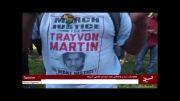 تظاهرات مردم واشینگتن علیه سیستم قضایی آمریکا