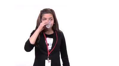 عکس العمل کودکان بعد از خوردن قهوه و نظر آنها