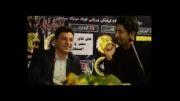 امیرقلعه نویی مهمان رادیو تلویزیون اینترنتی سپاهان