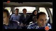 دوربین مخفی ایرانی - راننده خواب آلود