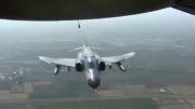 سقوط هواپیمای نظامی در ایران