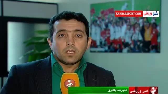 پیش بازی پرسپولیس-النصر عربستان