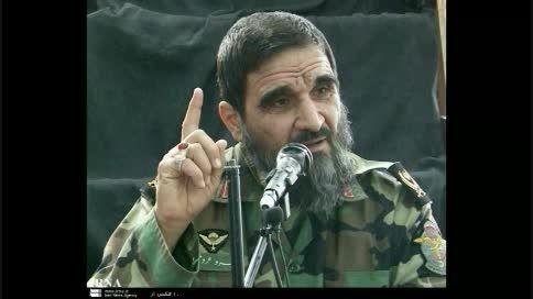 سخنرانی سردار خسرو عروج قسمت (1)مشاور عالی فرمانده سپاه