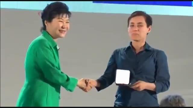 عالی ترین مدال ریاضی جهان، به یک زن ایرانی تعلق گرفت