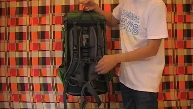 معرفی کوله کوهنوردی Fox40