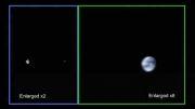 فیلم حیرت انگیز زمین از فاصله یک میلیون کیلومتری