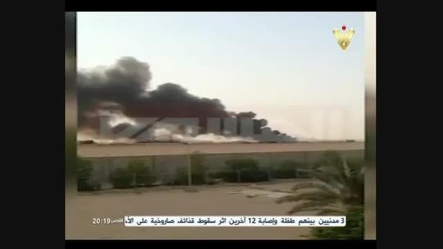 عملیات ارتش یمن علیه ائتلاف ضد یمن