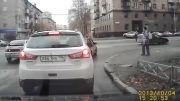 راننده تازه گواهینامه گرفته