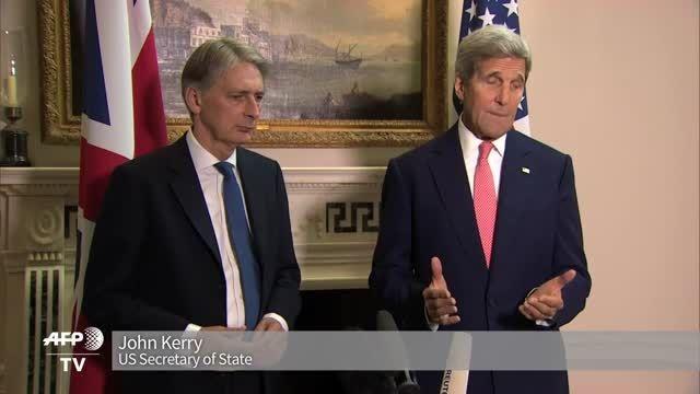 کری : معنی نابودی داعش رفتن اسد از قدرت نیست