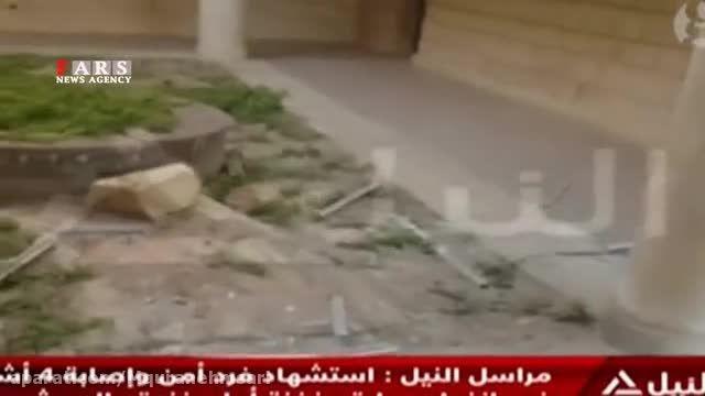 انفجار مقابل هتل محل اقامت قضات در مصر ....