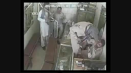 سرقت مسلحانه در شهرستان سراوان.. سیستان و بلوچستان