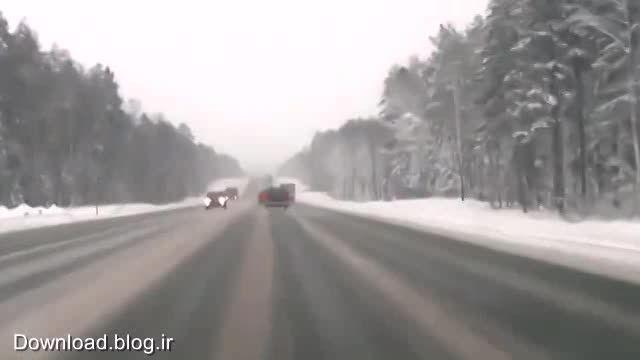 بدترین تصادف دنیا!