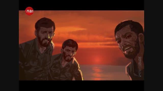 مستند مرد جنگ / رویارویی مستقیم با نظامیان آمریکایی