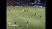 قیچی برگردان کاپیتان فرهاد مجیدی در بازی بوریرام تایلند