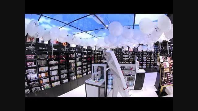 عطر سفیر-تصاویر جشن اولین سالگرد افتتاحیه سفیر پاسداران