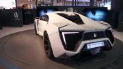 کمیاب ترین خودروی جهان - LYKAN