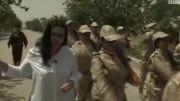 مبارزه زنان پیشمرگه كرد با داعش