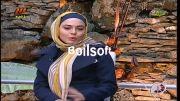 عیدانه گلخانه با حضور بازیگران مجموعه آوای باران پارت 10