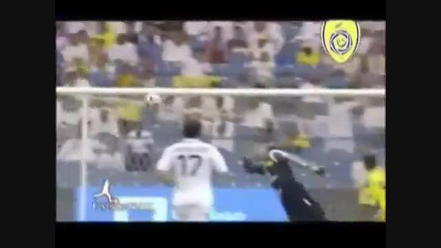 النصر عربستان 4-1 رئال مادرید
