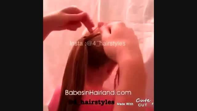 اموزش درست کردن مو
