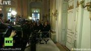 ویدئوی مراسم اهدای نوبل ادبیات 2014