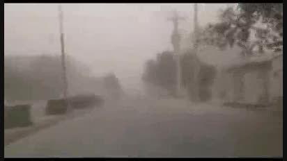 وضعیت آلودگی هوا در خوزستان