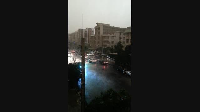 اوضاع کیشمیشی هوای تهران که جان 17 نفر را گرفت