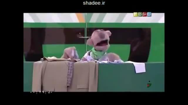 آماده شدن جناب خان برای رفتن به خواستگاری احلام (۳)