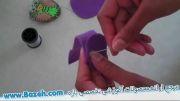 آموزش ساخت کلاه لبه دار برای عروسک