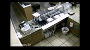 سرقت در 10 ثانیه ترفندی برای دزدان