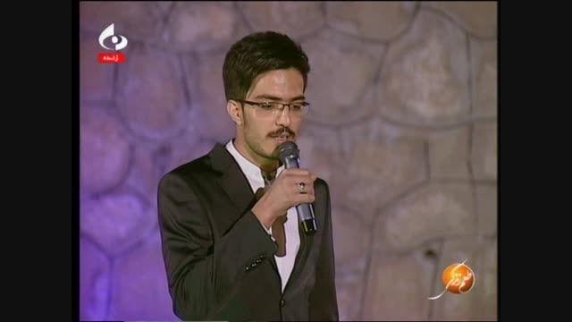 اجرای آهنگ عیدی از احسان اناری در شبکه استانی سمنان